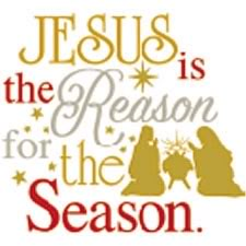 JesusistheReasonForTheSeason